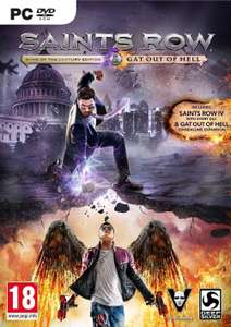 Saints Row IV : Gat out of Hell - Edition re-elected sur PC
