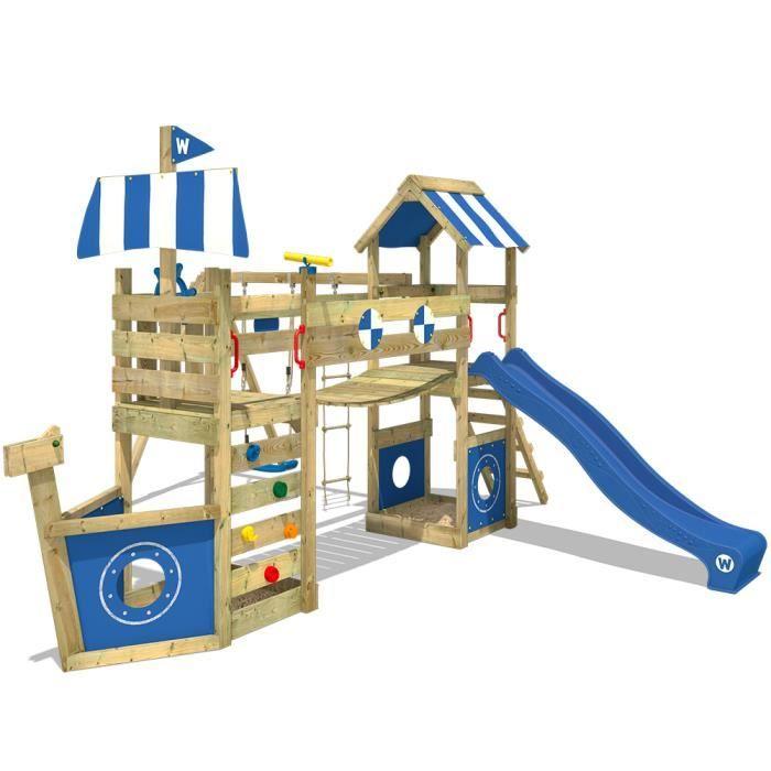 Aire de jeux pour enfants Wickey Stormflyer (vendeur tiers)