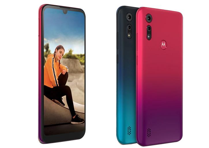 """Smartphone 6.1"""" Lenovo Moto e6s - 2 Go de Ram, 32 Go"""