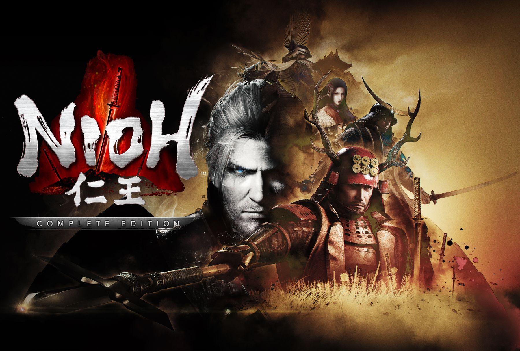 Nioh - Complete Edition sur PS4 (Dématérialisé)