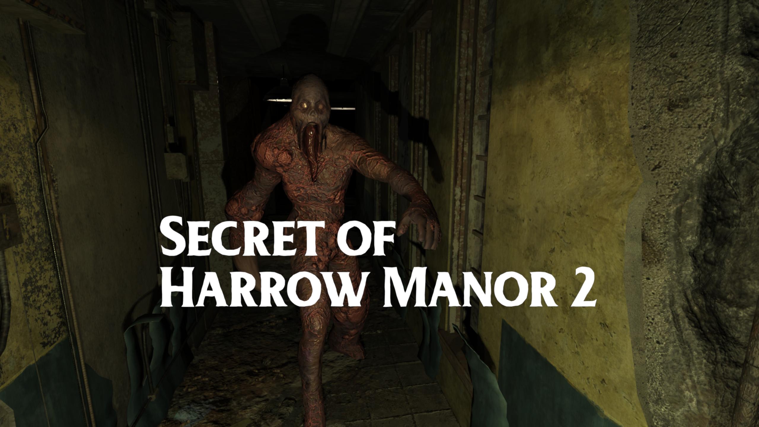 4 Jeux VR offerts - Ex : Secret of Harrow Manor 2 (Dématérialisé - Sans DRM)
