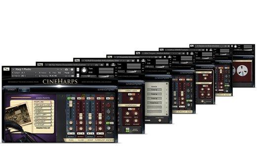 Pack de samples Ultimate Cinematic Toolset pour compositeur Cinesamples par Native Instruments (dématérialisé)