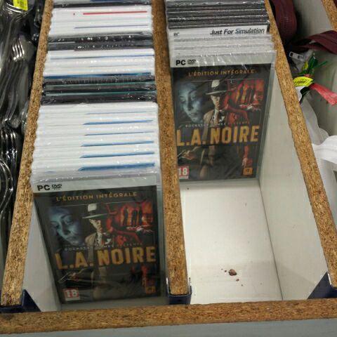 Jeu L.A. Noire sur PC - Édition Complète