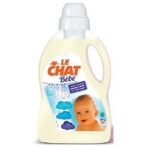 Bidon de Lessive Le Chat Bébé - 1.5L (via BDR de 3€)