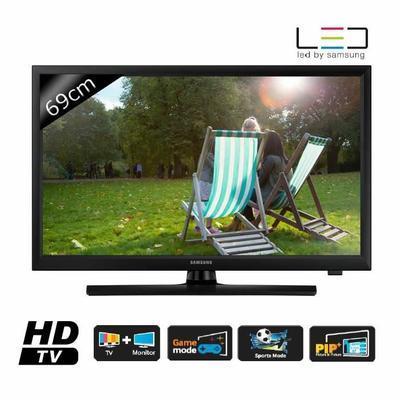 "TV 28"" Samsung T28E310EW - LED, HD Ready"