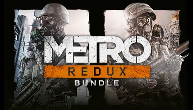 Metro Redux Bundle: Metro 2033 + Metro: Last Light sur PC / Mac & Linux (Dématérialisé - Steam)