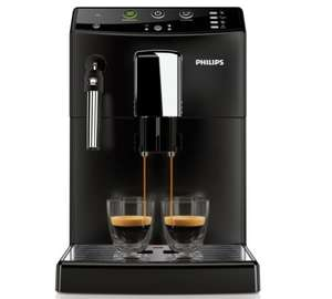 Machine expresso automatique Philips Serie 3000 CMF Noire HD8821/01