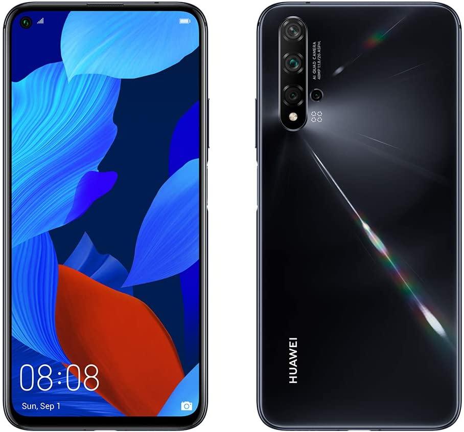 "Smartphone 6.26"" Huawei Nova 5T (FHD+, Kirin 980, 6Go RAM, 128Go) + Tablette 9.6"" Huawei MediaPad T3 (HD+, SD425, 2Go RAM, 16Go)"