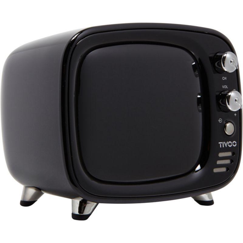 Enceinte Divoom Bluetooth - noir ou rouge (via ODR de 30€)