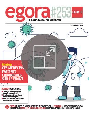 Revues médicales Egora et Concours Médical Gratuites pendant le confinement (Numériques - egora.fr)