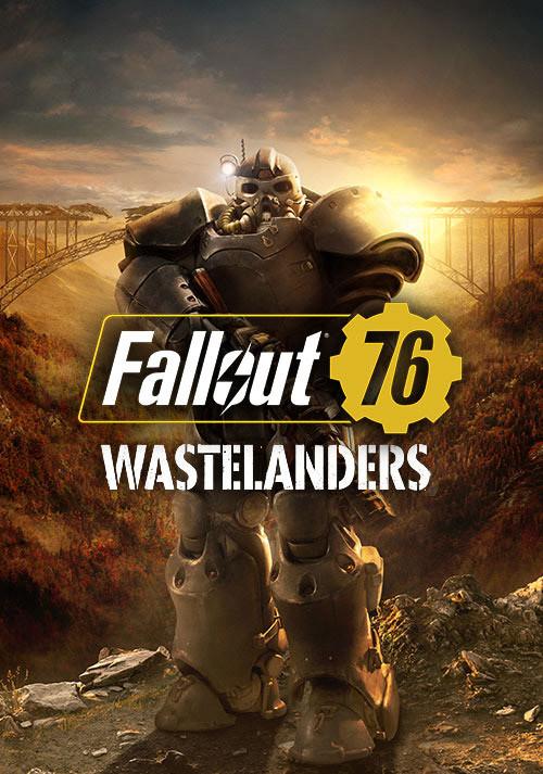 Fallout 76 sur PC (Clé Bethesda - Dématérialisé)