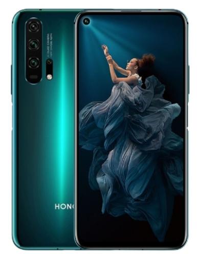 "Smartphone 6.26"" Honor 20 Pro - Full HD+, Kirin 980, RAM 8 Go, 256 Go + Flipcover + Coque"