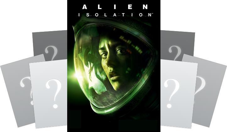 Alien : Isolation + 5 jeux au hasard offerts avec un abonnement sans engagement