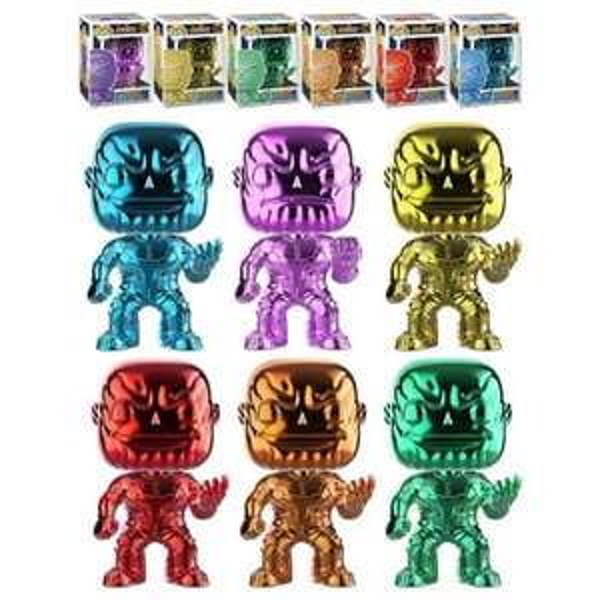 Lot de 6 figurines Pop! Vinyl - Thanos (popinabox.fr)