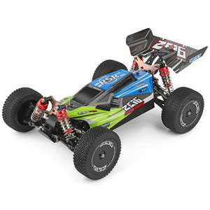Voiture RC Wltoys 144001 - 1/14 2.4G 4WD