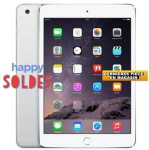 "Tablette 7.9"" Apple iPad Mini 3 - 64 Go, Argent"