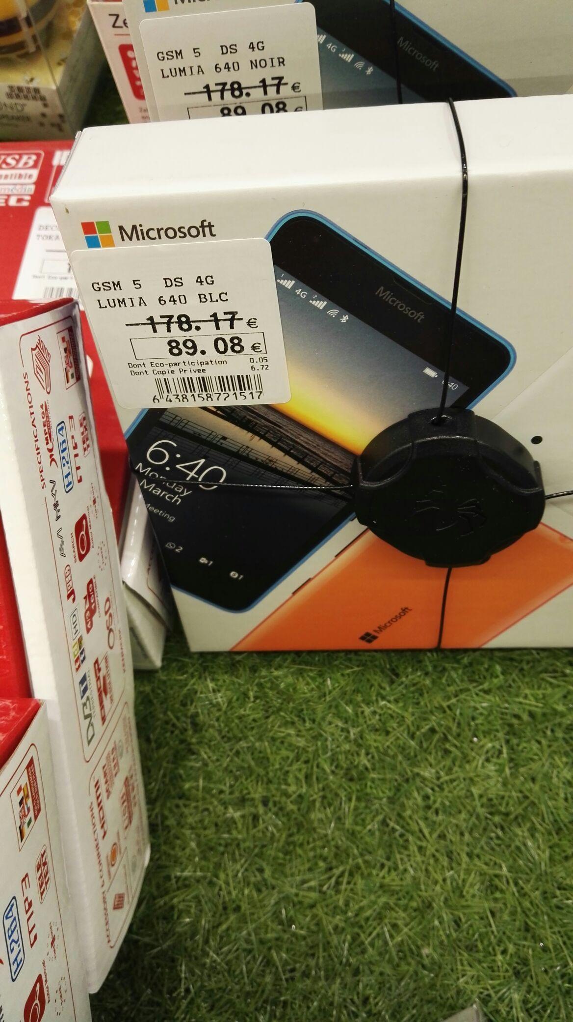 "Smartphone 5"" Lumia 640 4G"