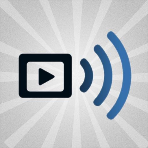 Application iPlayTo - Media Cast gratuit sur iOS