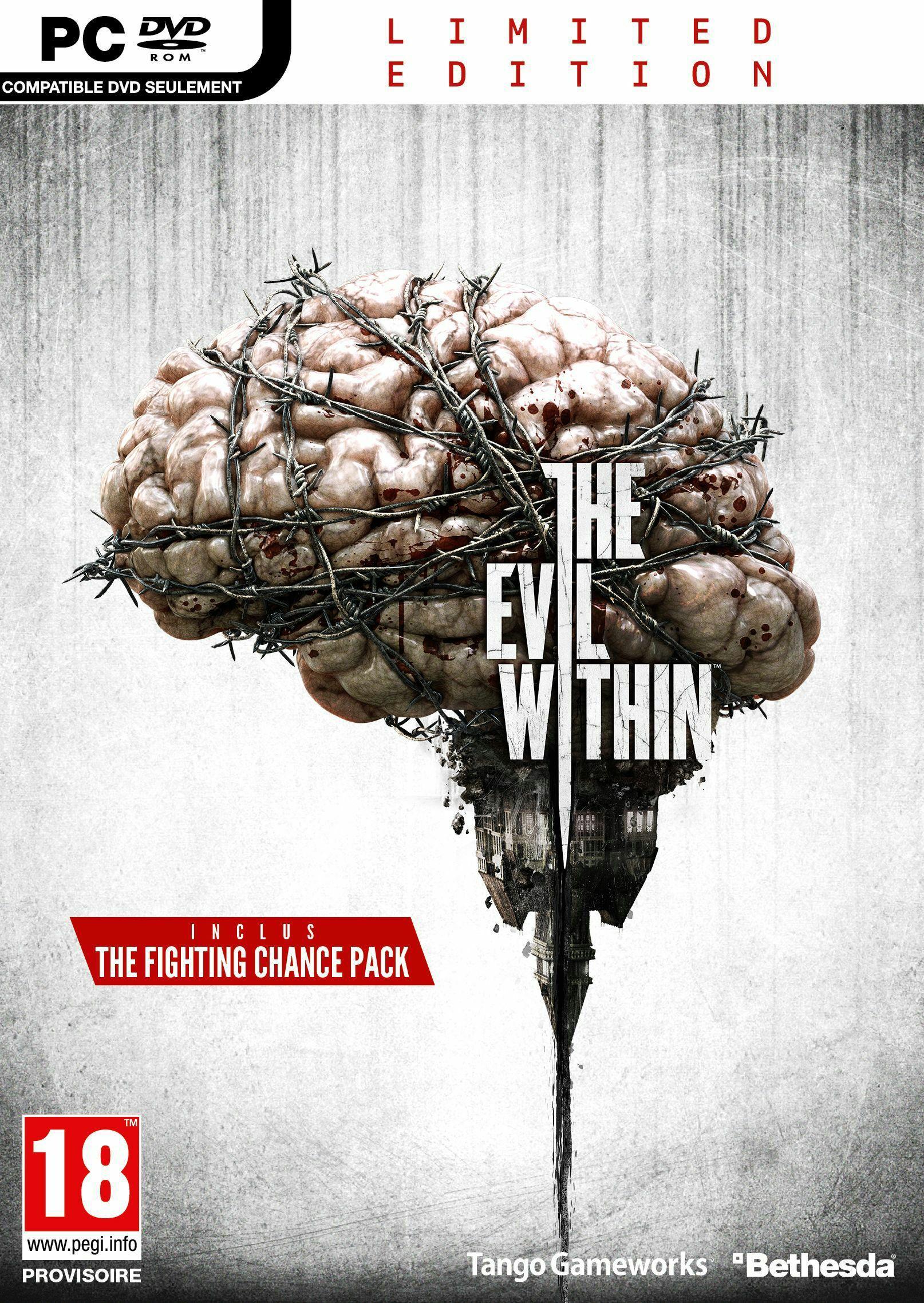 Jeu Evil Within : Édition Limitée sur PC