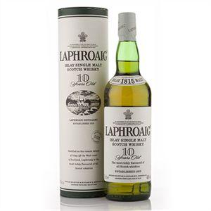 Whisky Laphroaig 10 ans 70 cl