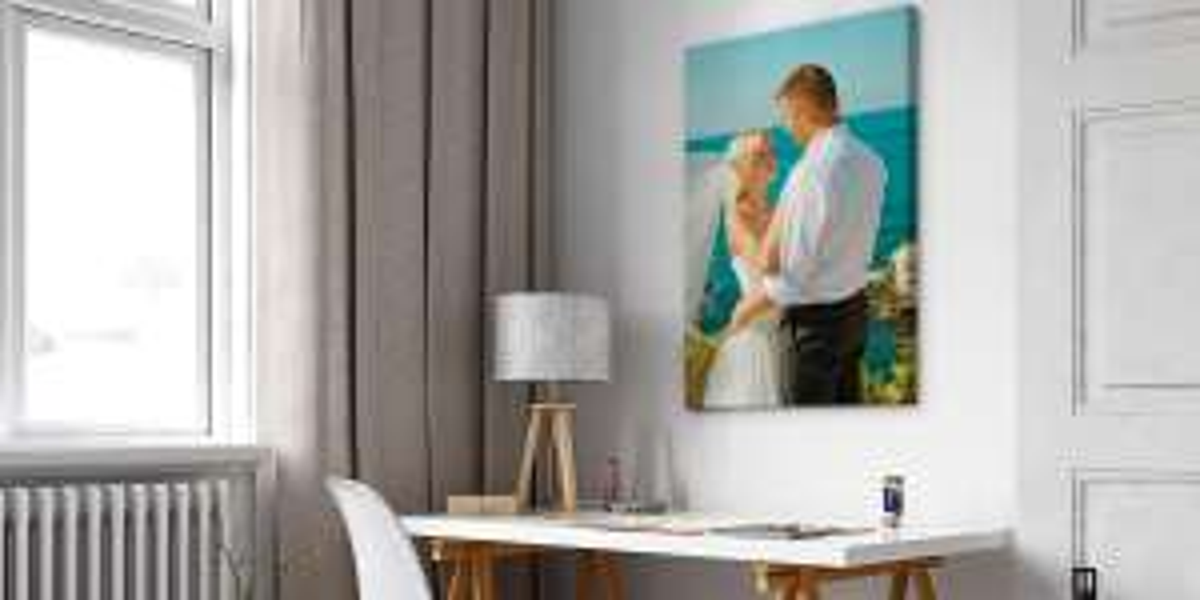 Sélection d'offres promotionnelles - Ex: Toile photo 60 x 40cm