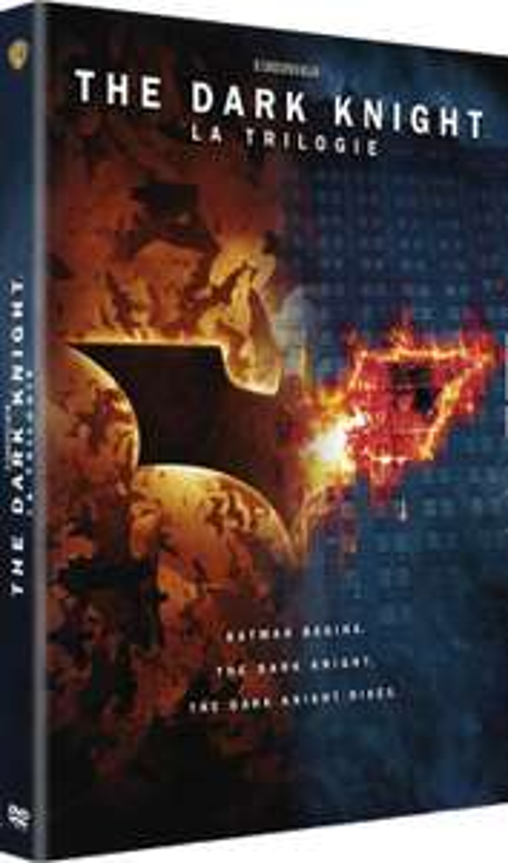 DVD The Dark Knight - La trilogie