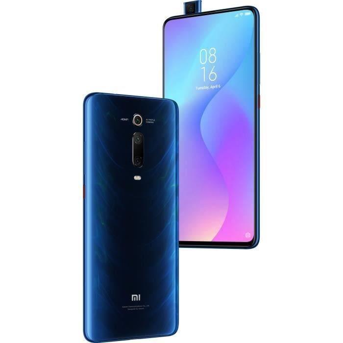 """Smartphone 6,39"""" Xiaomi Mi 9T - 6 Go RAM, 128 Go, Bleu glacier"""