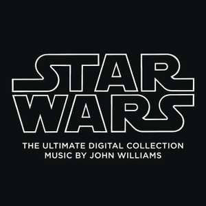 6 Albums Star Wars - The Ultimate Digital Collection (Dématérialisé)