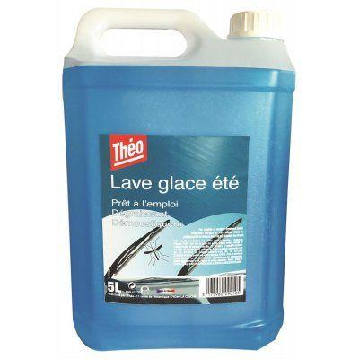 Bidon de Liquide Lave glace Théo Eté - 5L