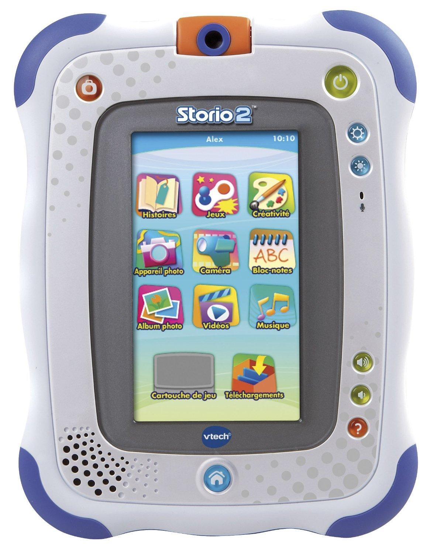 Tablette Vtech Storio 2 avec appareil photo integrée - Bleue