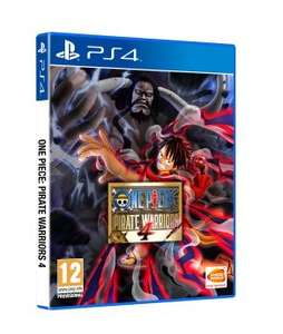 One Piece Pirate Warriors 4 sur PS4 - Jeu FR / Boitier UK (2,50€ en SuperPoints)