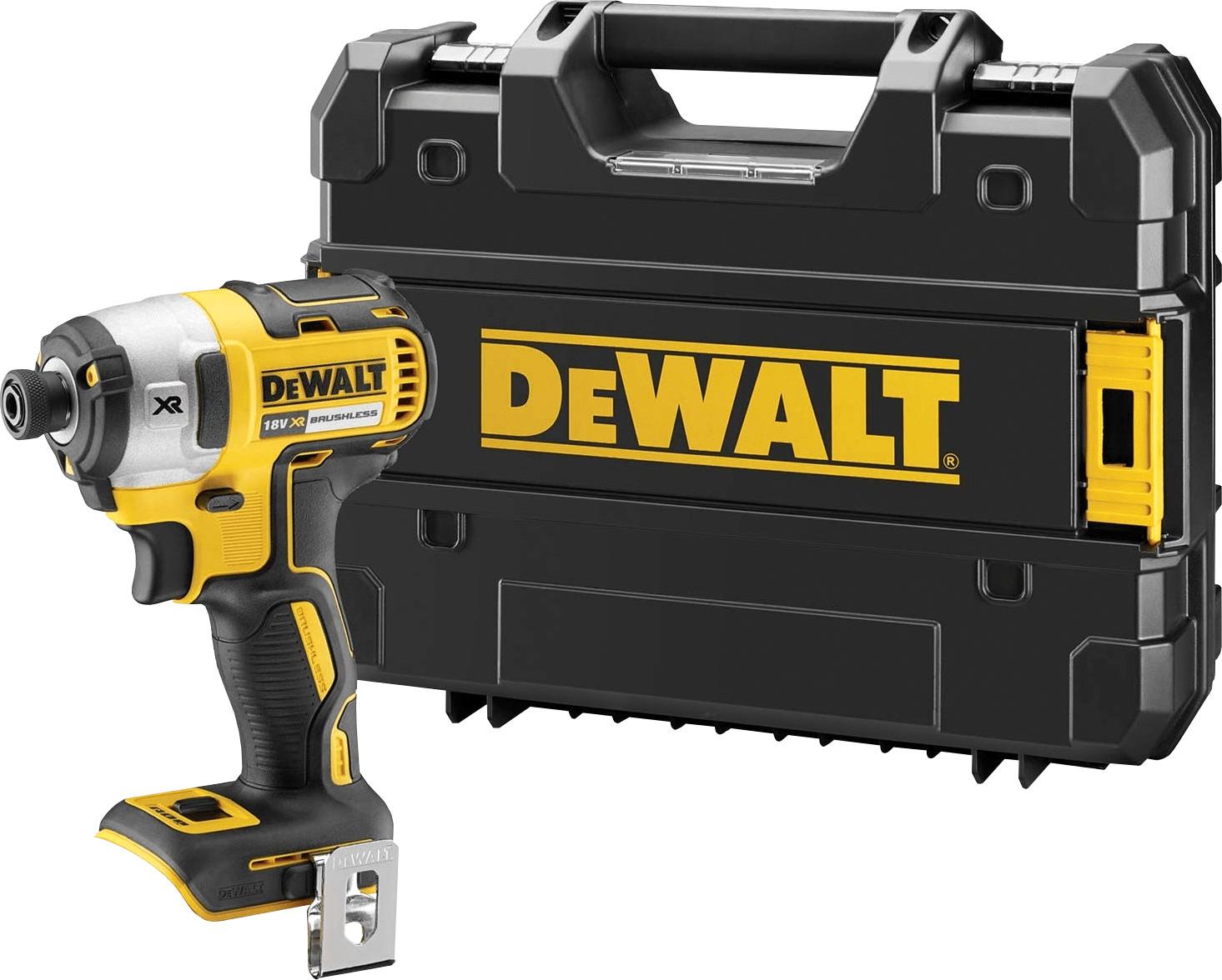 Coffret visseuse à chocs DeWalt DCF887NT (18 V) - sans batterie, ni chargeur