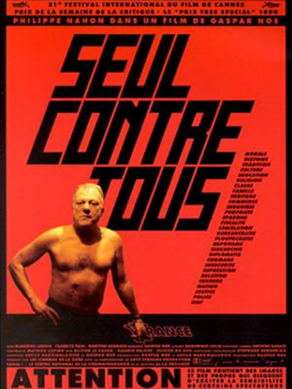 Films Carne et Seul contre tous de Gaspar Noé visionnables gratuitement (dématérialisés) - Cinémathèque.fr