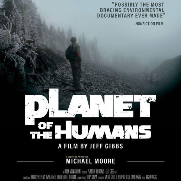 Documentaire Planet of the Humans de Jeff Gibbs & Michael Moore visionnable gratuitement (dématérialisé) - Youtube.com
