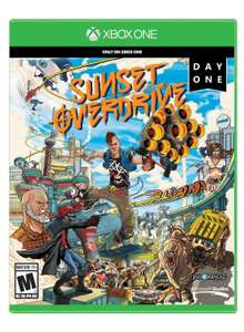 Sunset Overdrive - Édition Day One sur Xbox One