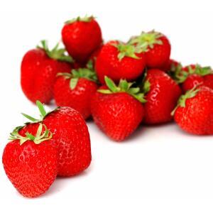 Barquette de fraises - Origine Espagne ou Maroc, 500 g