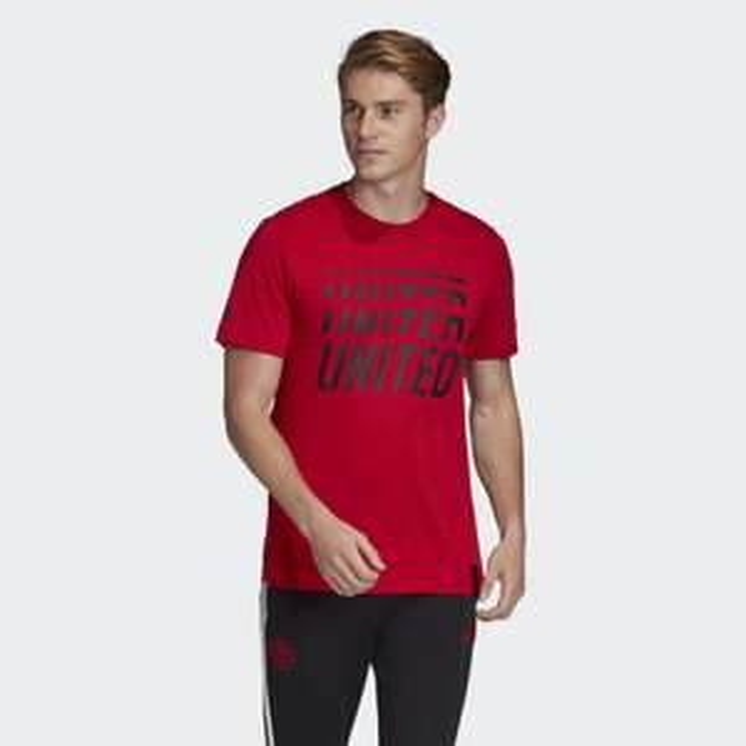 T-shirt DNA Graphic Manchester United - Tailles S à L
