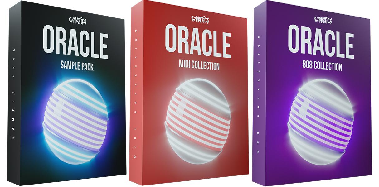 Pack de Samples Oracle (Échantillonnage, Midi, 808) gratuit - Dématérialisé