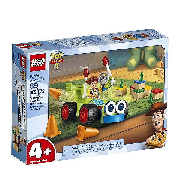 Sélection de Lego en promotion - Ex : Lego Toy Story 4 - Woody Et Rc