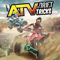 ATV Drift & Tricks sur Ninetendo Switch (Dématérialisé)