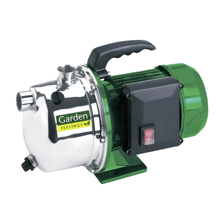 Pompe à eau de jardin en acier inoxydable - 1000 W