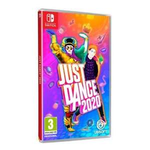 Just Dance 2020 sur Nintendo Switch