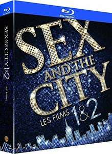 Blu Ray - Sex and the City, Les films