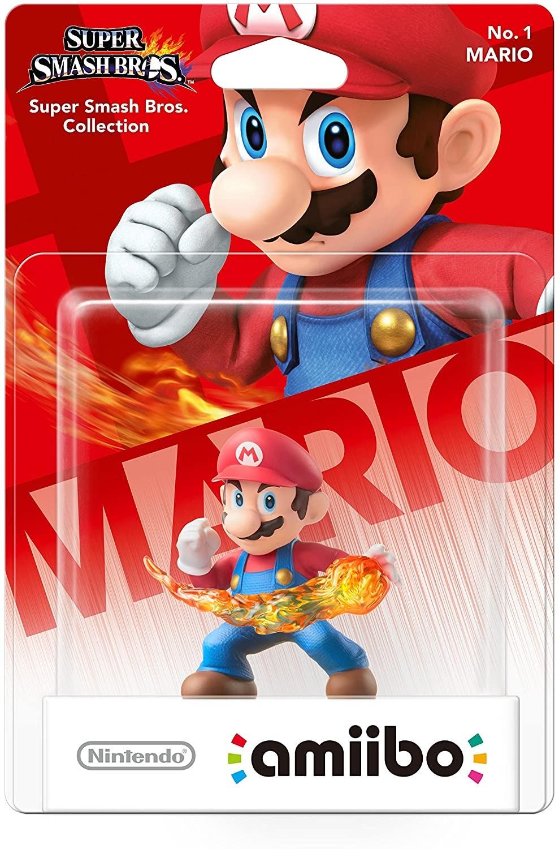 Amiibo Super Smash Bros Mario