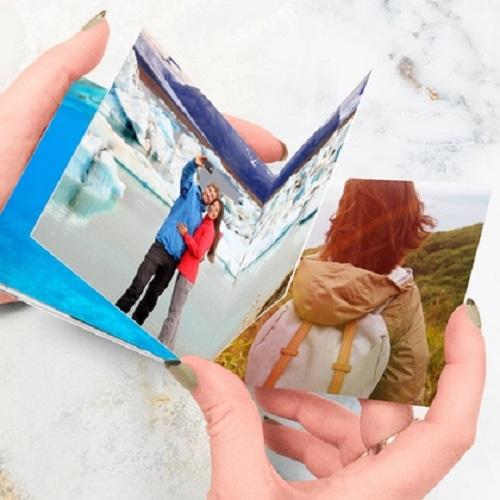 Album photo de poche personnalisable (20 pages) - Frais de port Inclus