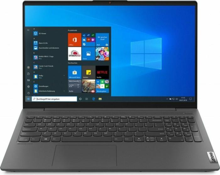 """PC portable tactile 15.6"""" full HD Lenovo IdeaPad 5 15ARE05 - Ryzen 7-4800U, 16 Go de RAM, 512 Go en SSD, sans OS"""