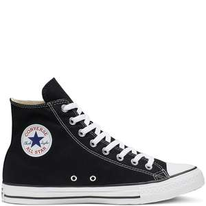 Paire de chaussures converse All Star Chuck Taylor Classic High Top - Noire