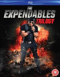 Selection de coffret Blu-ray - Ex : Expendables 1 à 3 (Anglais)