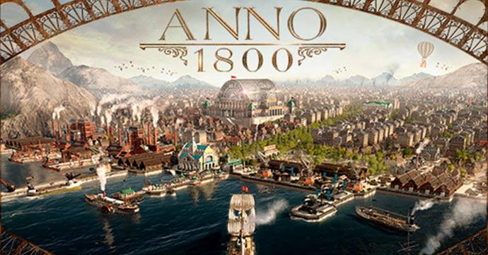 Jeu Anno 1800 sur PC (Dématérialisé - Uplay)