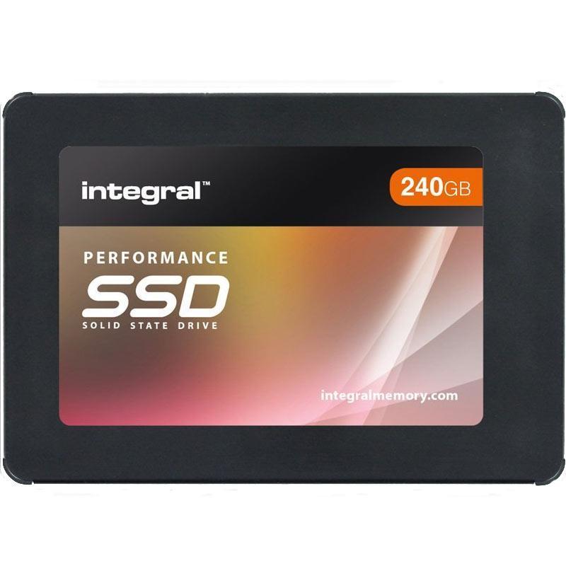 """SSD Interne 2,5"""" Integral Série P5 (TLC 3D, DRAM-less) - 240Go"""